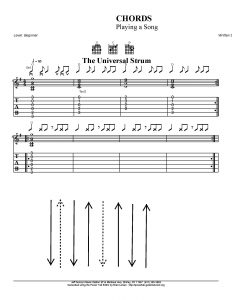 Lesson 3_universal Strum